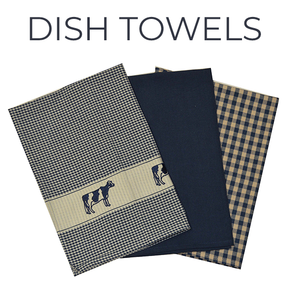 Dunroven House - Dish Towels