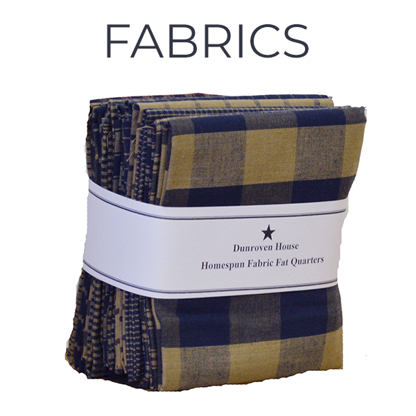 Dunroven House - Fabrics