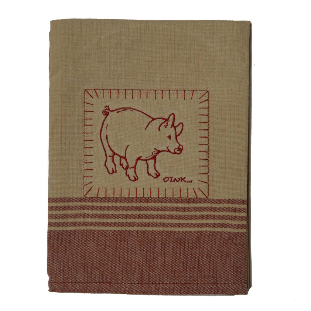 Dunroven House - Towel