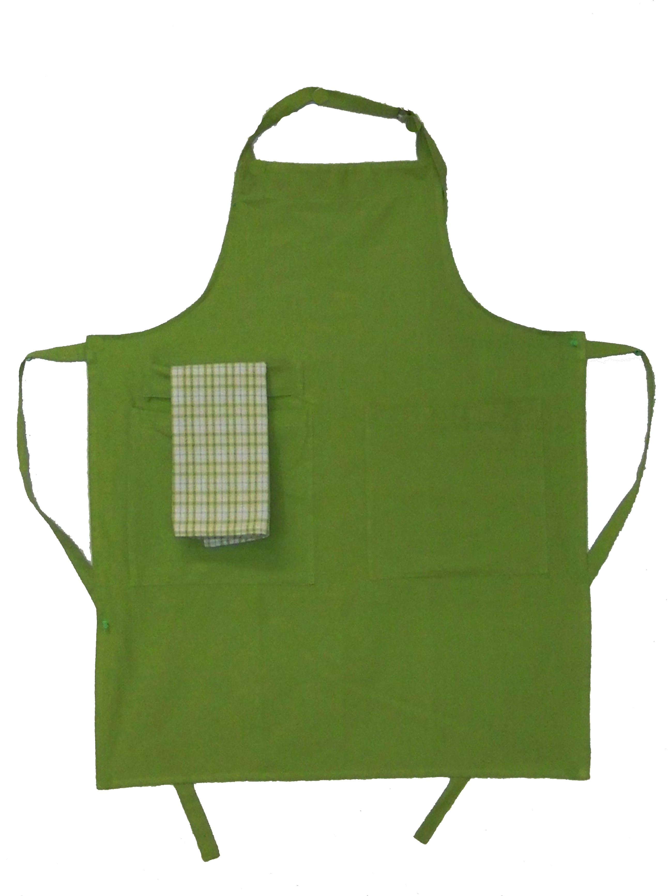 Dunroven House - Apron